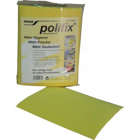 Polifix tisztítókendő sárga