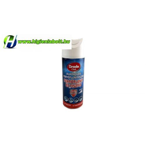 BradoClub Fertőtlenítő spray 400 ml