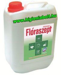 Flóraszept 5 literesFolyékony fertőtlenítő mosószer
