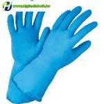 Gumikesztyű kék S