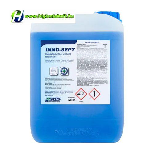 INNO-SEPT GÉL EXTRA  5L fertőtlenítő