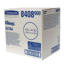 Kimberly Clark 2 rét. hajtogatott wc papír 8408