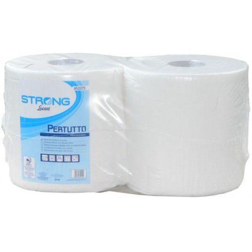 Ipari tekercses kéztörlő papír Strong LucArt 2 rét 800 lap 232méter