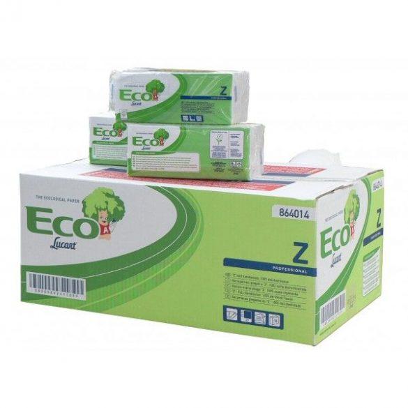 Eco LucArt Natural hajtogatott kéztörlő 2 rétegű 864014