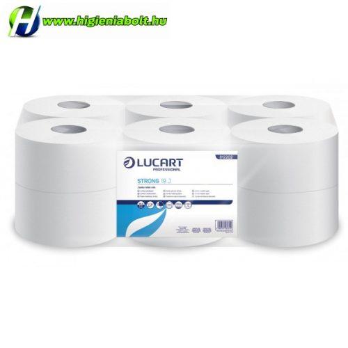 Lucart Strong J hófehér wc papír 19 cm