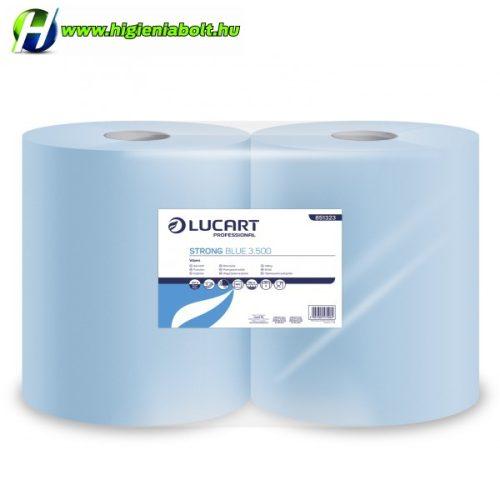 Lucart Strong 3.500 ipari papírtörlő kék
