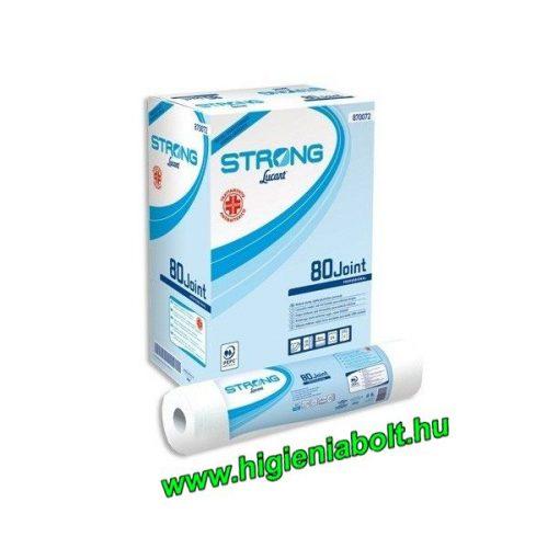Antibakteriális hatású papírlepedő Lucart 80m