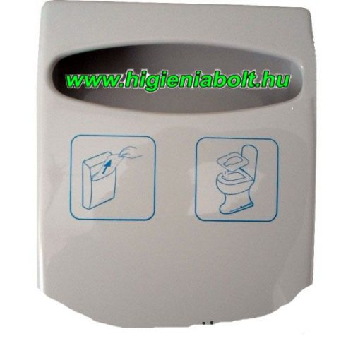 Lucart toalettülőke takaró tartó