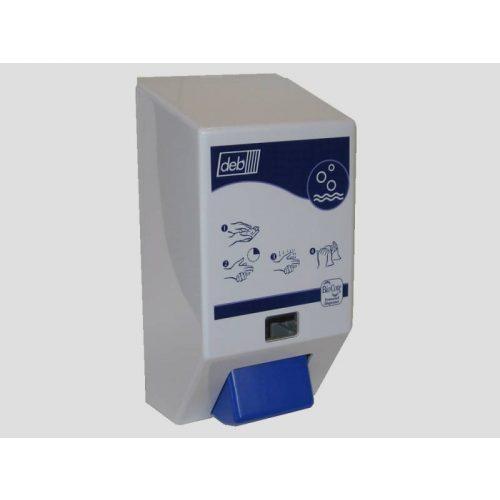 Deb Ipari kéztisztító adagoló  Megamax 4L Fehér