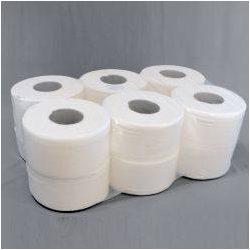 Toalettpapír Mini Optimum 19/2 - 100M Hófehér