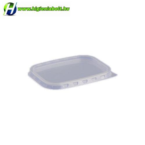 Műanyag svéd tál tető