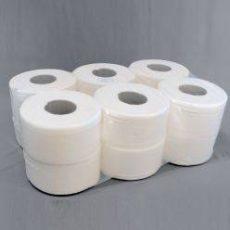 Toalettpapír 19/2 Mini Bokk 100% Cellulóz