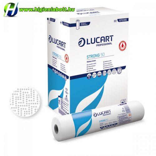 Lucart orvosi papírlepedő cellulóz 50cm széles, 50m/tekercs 6tek/karton
