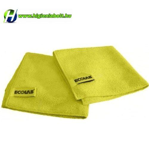 Polifix microclean eco mikroszálas törlőkendő sárga