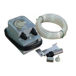 PR - 1  Elektromos gépi öblítőszer adagoló