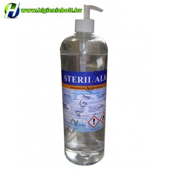 Kézfertőtlenítő  Steril Alk 800 ml