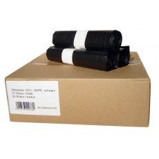 Szemeteszsák 120 literes fekete alufix