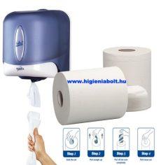 Tork 473137 Reflex mini kéztörlő adagoló, áttetsző-kék