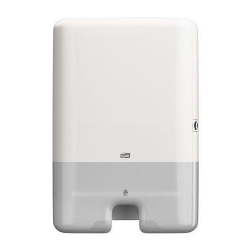 Tork 552000 Adagoló Interfolded hajtogatású kéztörlőhöz, fehér H2