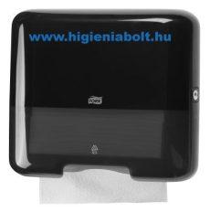 Tork 553108 Hajtogatott kéztörlő adagoló Mini ,fekete H3