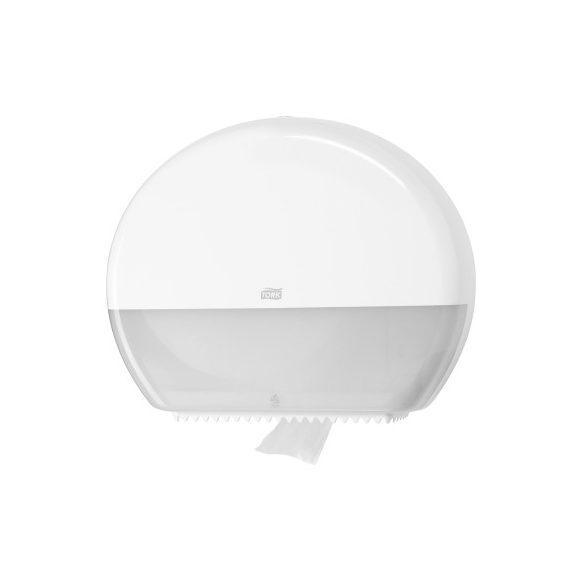 Tork 554000 Jumbo toalettpapír adagoló, fehér T1