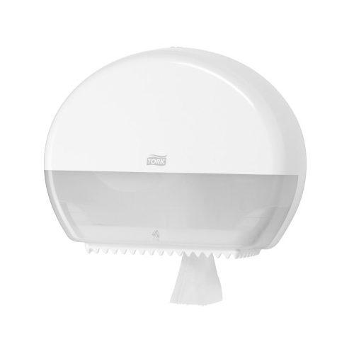 Tork 555000 mini Jumbo toalettpapír adagoló T2