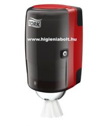 Tork 658008 mini adagoló belsőmag adagolású tekercsekhez piros-fekete M1