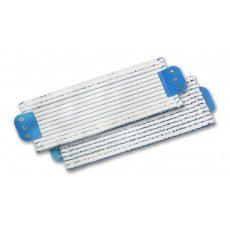 TTS mop mikroszálas kék csíptetős 40 cm